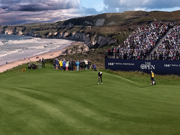 Windfall predicted for Northern Ireland, following a successful British Open
