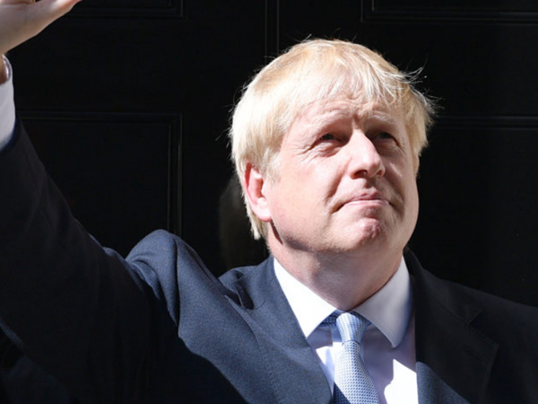 The Boris Effect – New PM for the UK